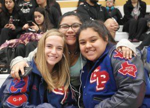 Girls Powerlifting Regionals 2017