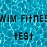 Swim Team- Fitness Test (Video)