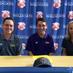 Trey Denton Signs with Hardin-Simmons University