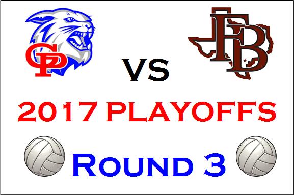 Volleyball Regional Quarterfinal Playoff Information