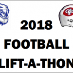 2018 Football Lift-A-Thon Information