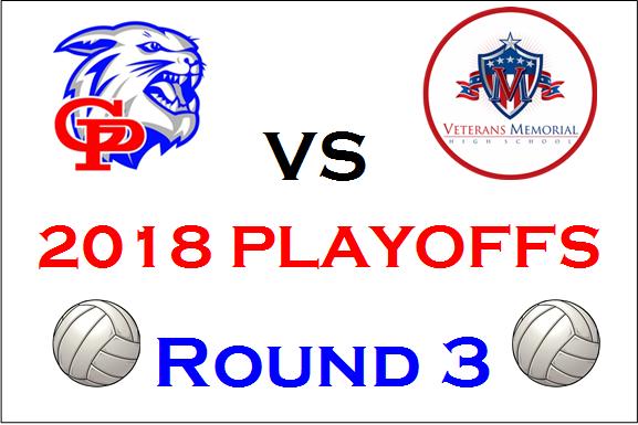 2018 Volleyball Regional Quarterfinal Game Information