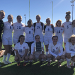 Girls JV Soccer Win CCISD Tournament