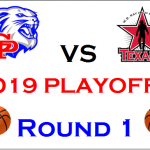 2019 Boys Basketball Playoffs Round 1