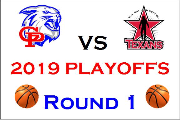 2019 Boys Basketball Playoffs Round 1