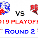 Baseball Area Playoff Information