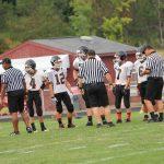 Girard 8th Grade Football beat Liberty High School 42-8