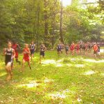 Girard High School Coed Varsity Cross Country finishes 1st place