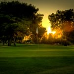 Girard High School Boys Varsity Golf falls to Labrae High School 160-154