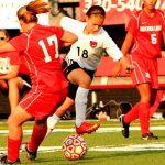 Girard High School Girls Varsity Soccer beat Struthers High School 16-1
