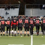 Girard High School Varsity Football beat Liberty High School 26-3