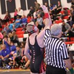 Girard High School Boys Varsity Wrestling finishes 2nd place