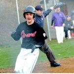 Girard High School Junior Varsity Baseball beat Hubbard High School 5-2