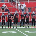 Girard Football Struggles against the Falcons