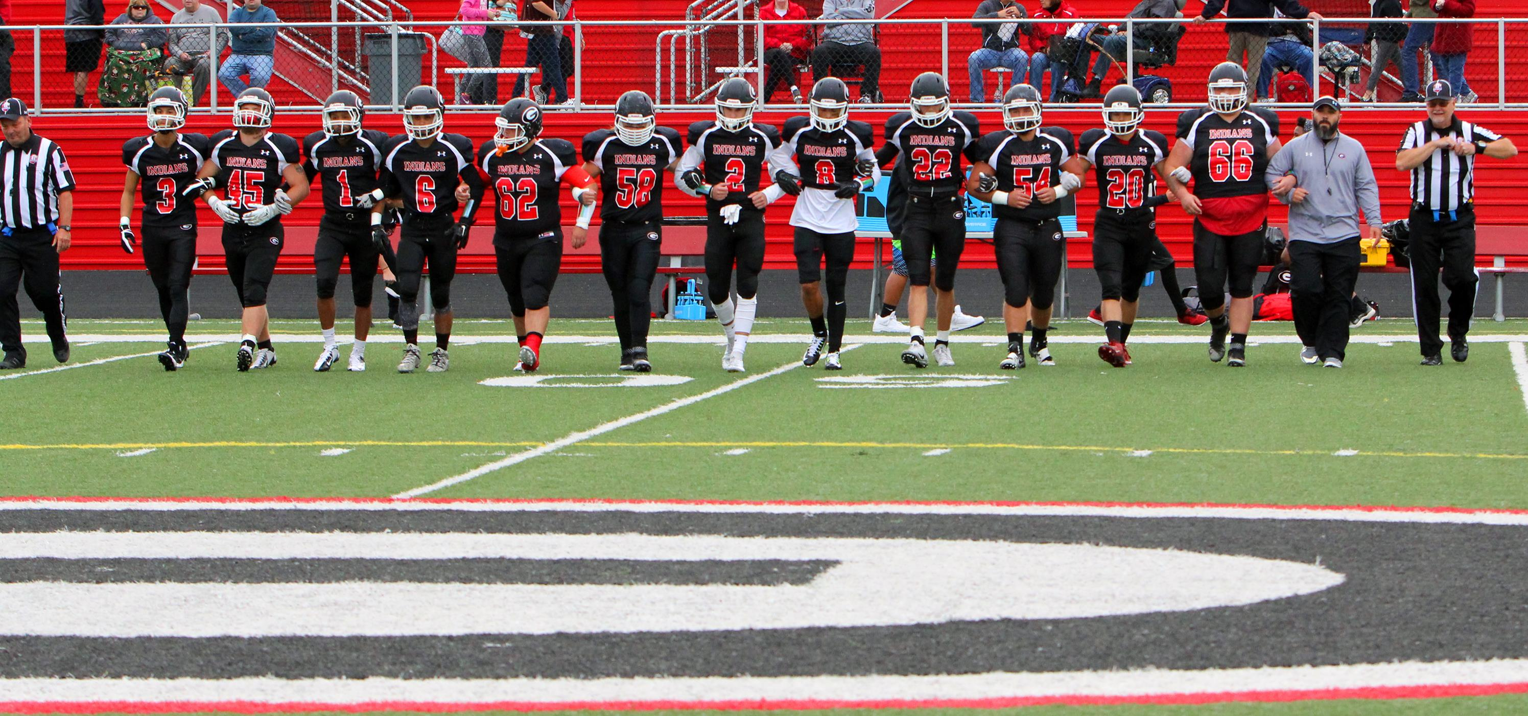 Girard 2017 Football – Senior Videos