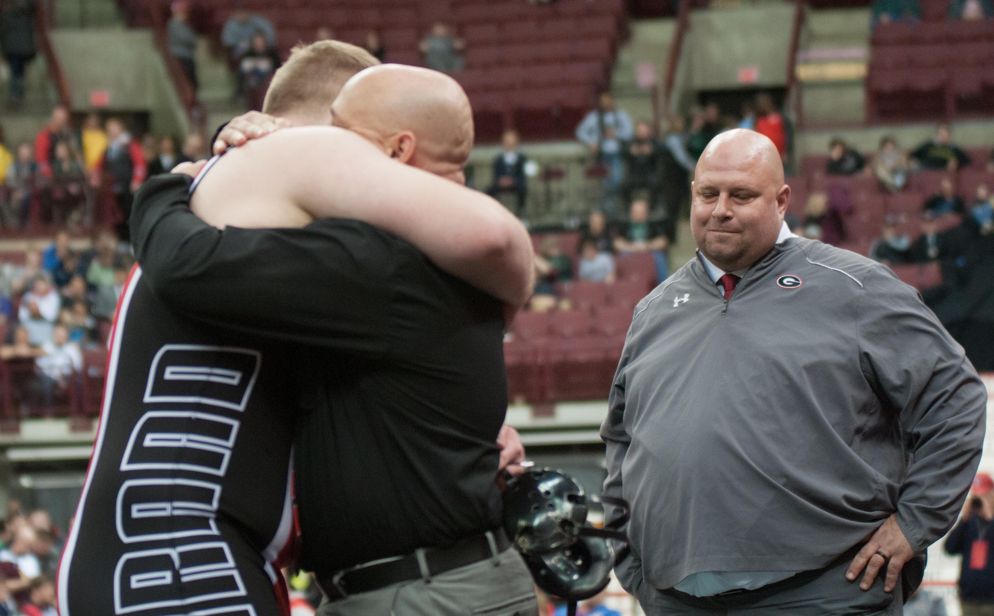 Jack Delgarbino's State Championship