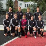 Boy's Soccer '18