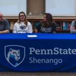 Jenna Bornemiss, headed to Penn State Shenango