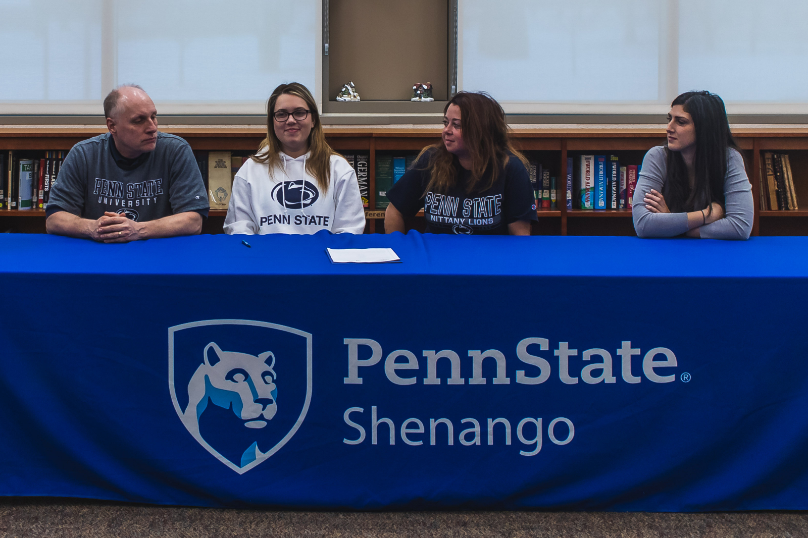Jenna Bornemiss, headed to Penn State Shenango