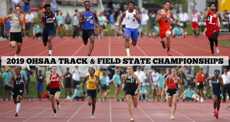 GHS Track and Field State Qualifiers