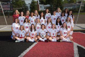 GHS Girls Soccer '19