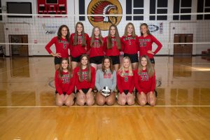 GHS Volleyball '19