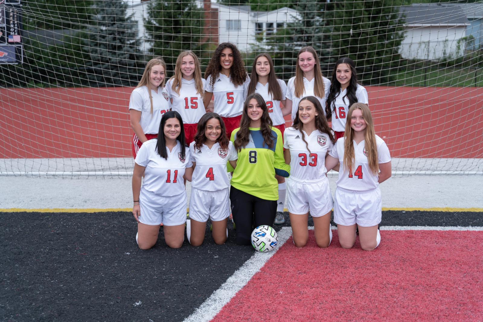 Girls Soccer '20