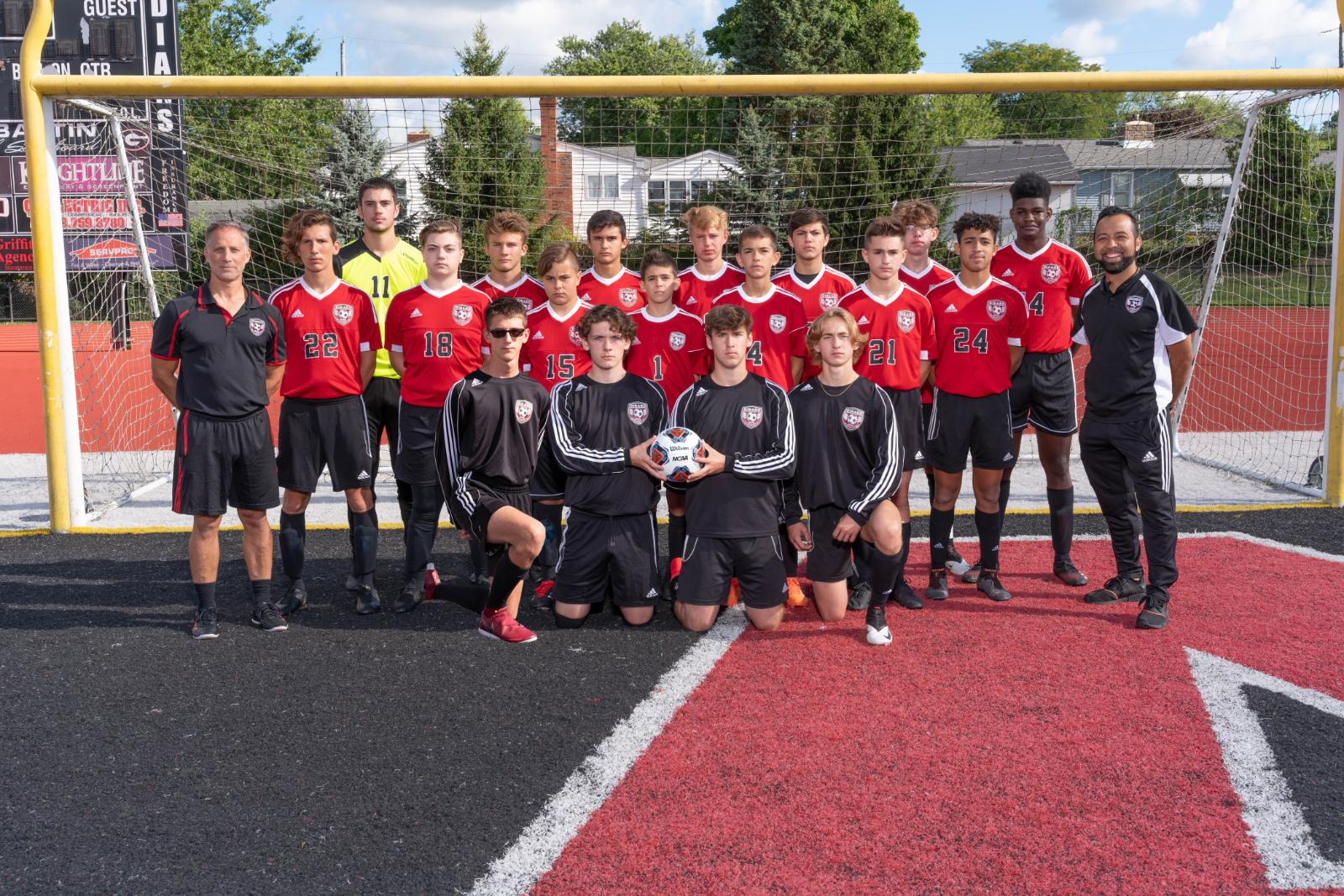 Boys Soccer '20