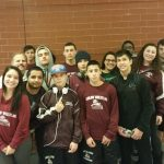 Ludlow High School Boys Varsity Wrestling finishes 6th place