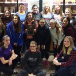 Lions Girls Basketball honored with Sportsmanship Award