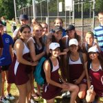 No. 5 Ludlow girls tennis capitalizes in doubles play, bests No. 1 Minnechaug in West D-I semifinals