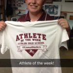 Athlete of the Week – Kade Howard