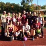 Ludlow Cross Country Celebrate Senior Night during their final home meet!