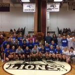 Solidarity on the Basketball Court for Griffin's Friends