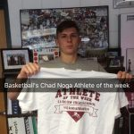 Basketball's Noga Athlete of the week.