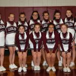 Cheerleaders Fall 2017