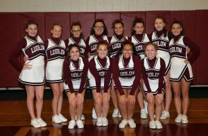 Cheerleaders Fall 2017
