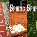 Spring Sports Registration & Tryout Information