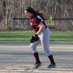 Julia Annecchiarico Reaches 400 Career Strikeouts