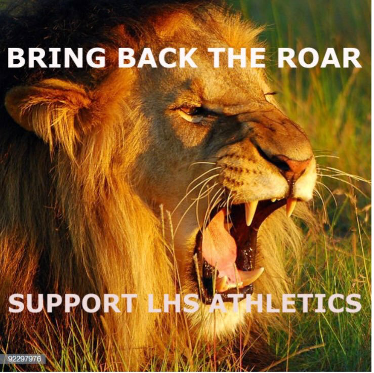 Help the Lions BRING BACK THE ROAR!!