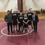 Lions Wrestling Beat Northhampton While Celebrating Senior Night