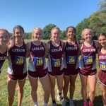 XC Performs Well at Amherst Invite