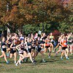 Girls XC finish 3rd at PVIAC Championship