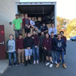 Clothing Drive: Over $1,000 raised for Lion Athletics