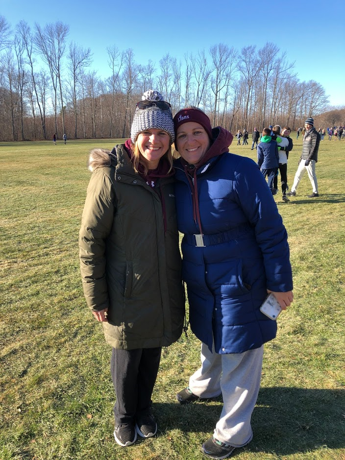 MSTCA Cross Country Coach of the Year: Girls Coach Amy Walsh