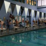 Girls Swimming Secures League Title