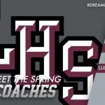 Meet The Spring Coaches DATE CHANGE