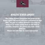LHS Athletics FAQs