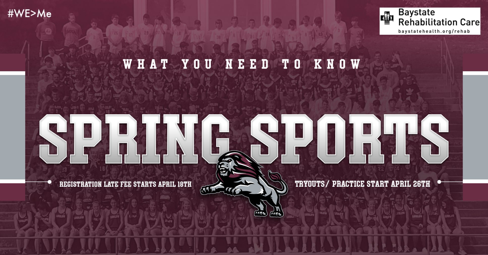 Spring Sports What You Need to Know