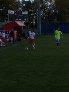 Soccer vs Haslett